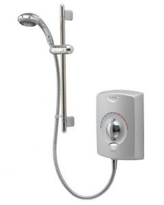 Gainsborough 10.5kW Satin Chrome SE Electric Shower
