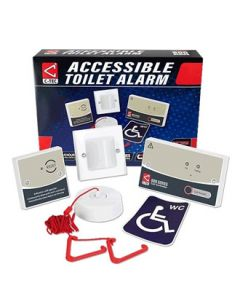 Disabled Toilet Alarm