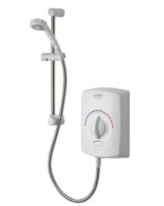 Gainsborough 8.5kW White SE Electric Shower