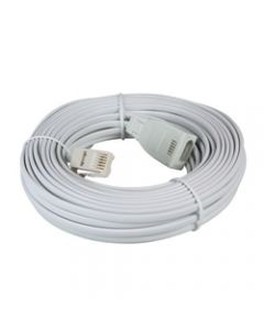 telephone accessories wiring accessories the electrical company Telephone Wiring Connections telephone extension cable 15m